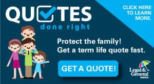 life insurance quotes done right banner life insurance button
